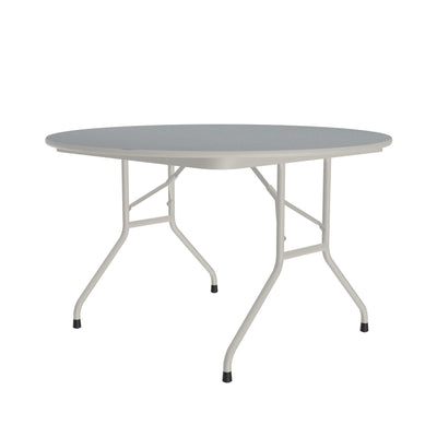 Commercial High-Pressure Folding Tables, Standard Height