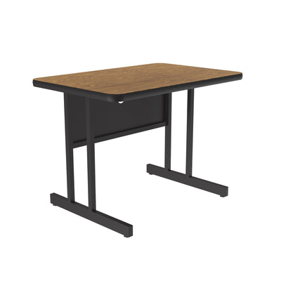 High Pressure Computer & Training Tables — Keyboard Height Work Station