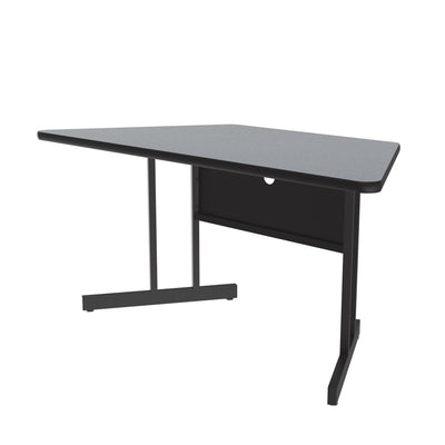 Econoline Melamine Computer & Training Tables — Keyboard Height