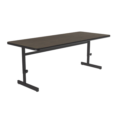 High Pressure Computer & Training Tables — Adjustable Height Standing Work Station