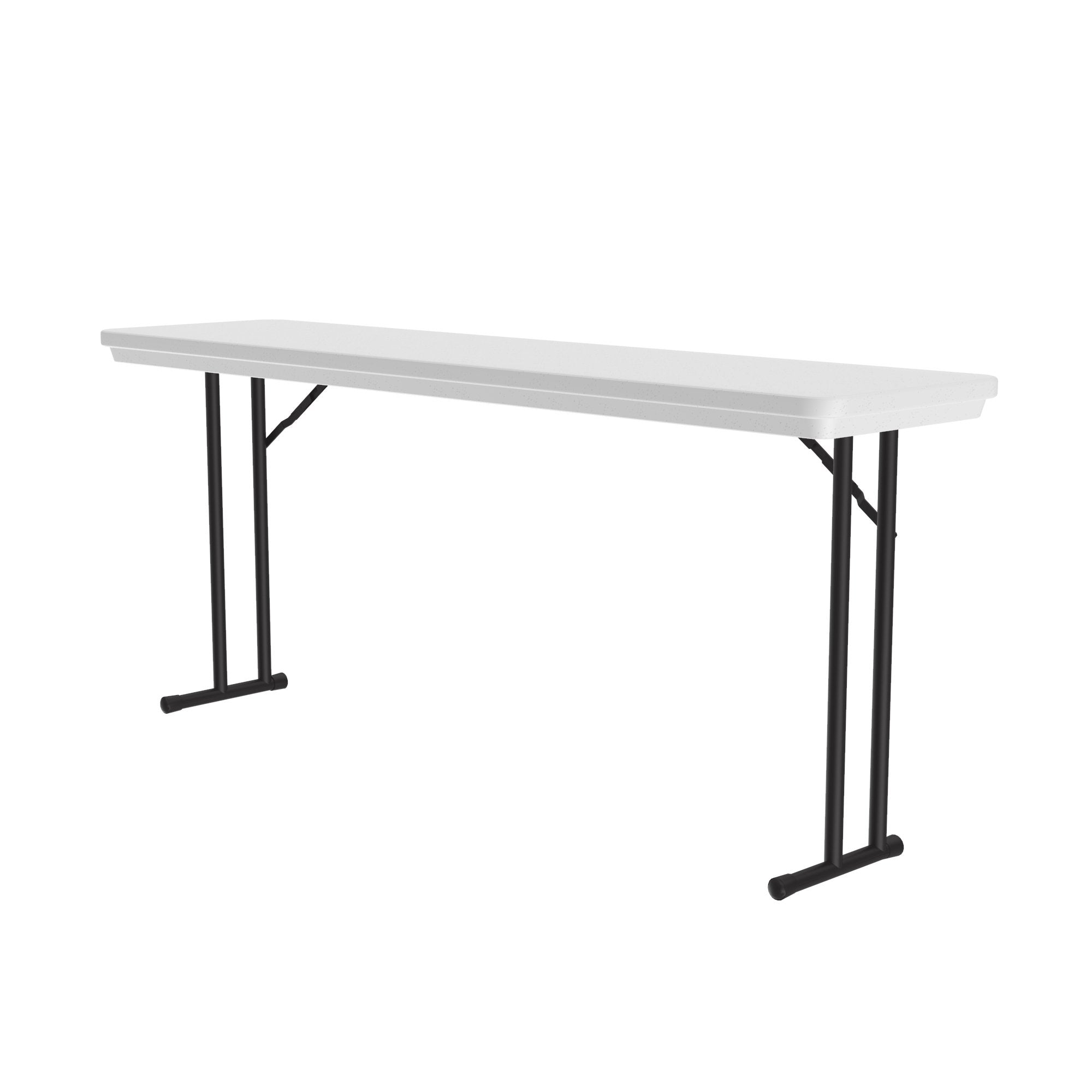 Heavy Duty Commercial Plastic Tamper Resistant Folding Tables