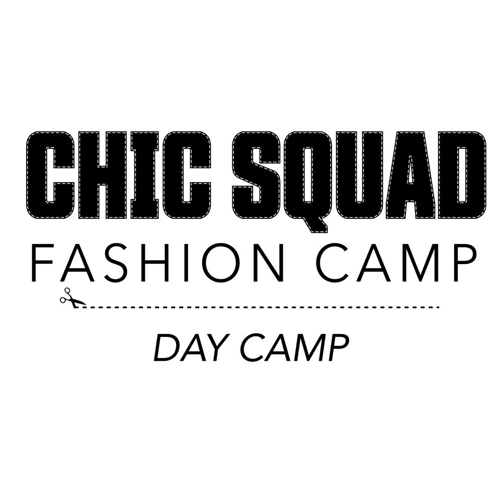 2021 DAY CAMP: FASHION CAMP