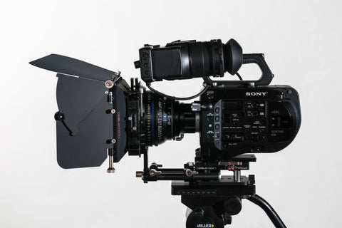 Production Matte Box & FS7 & cp2 lens