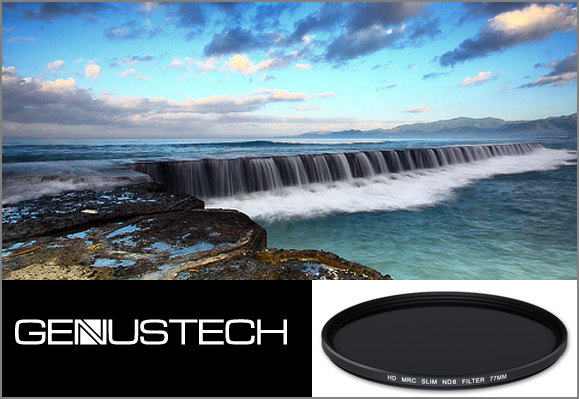 ND filters for long exposures