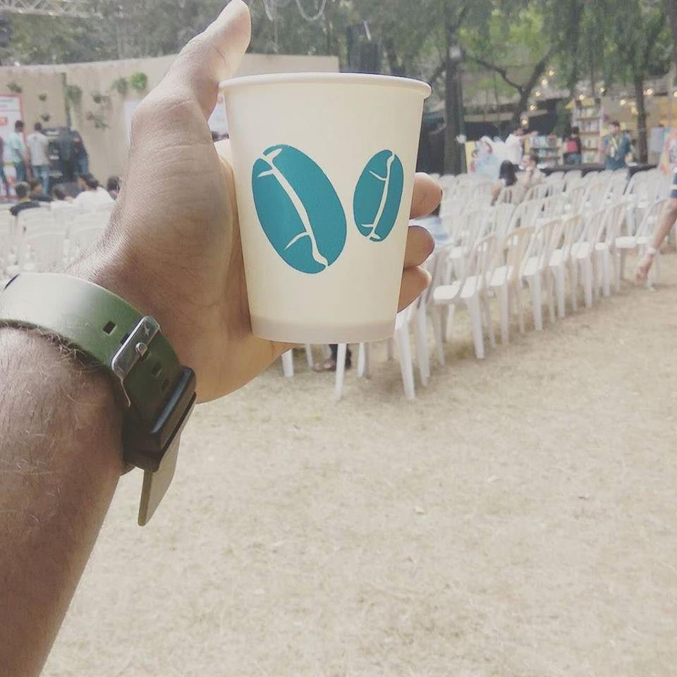 Brew Project at Times LitFest