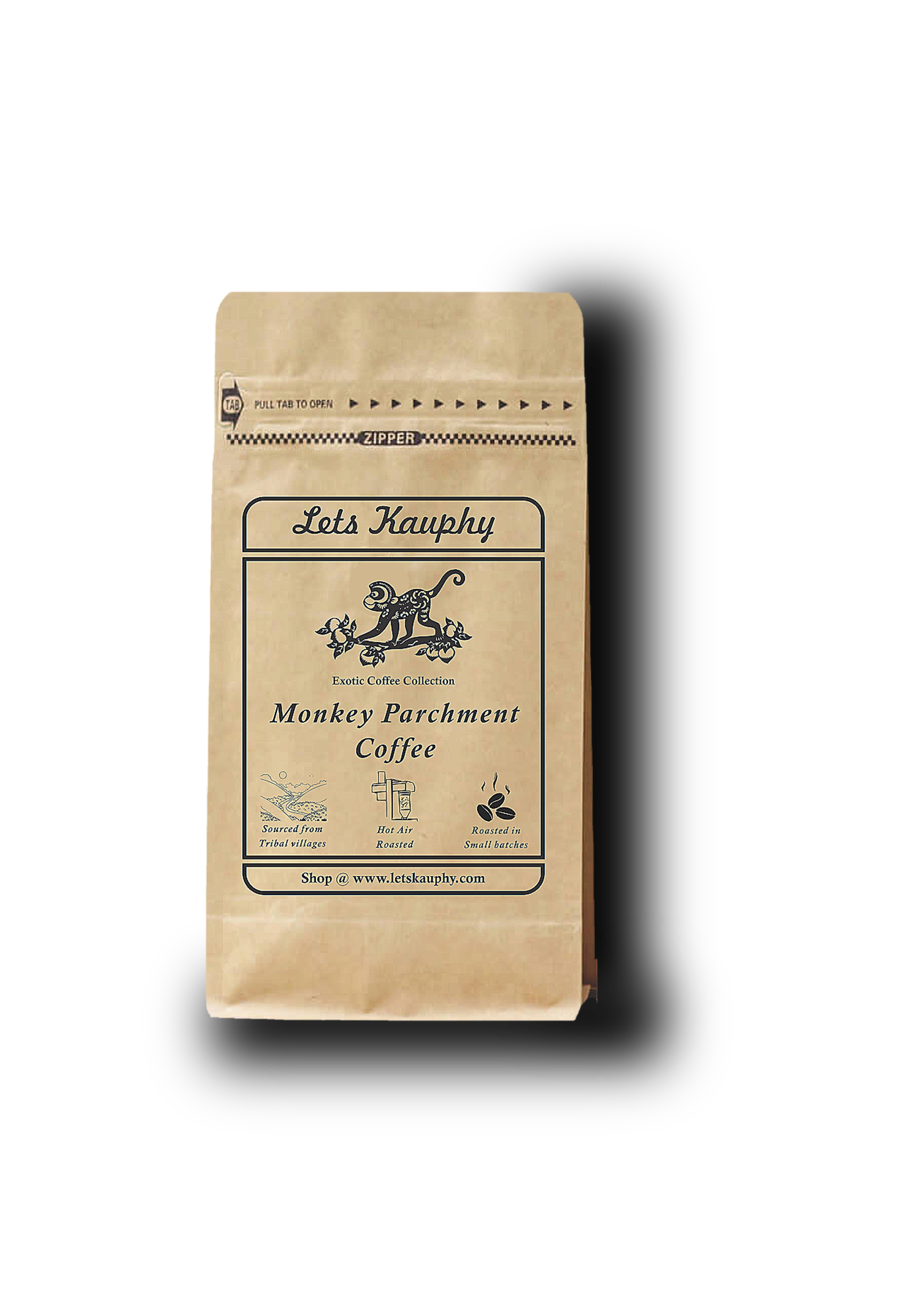 Monkey Parchment Coffee