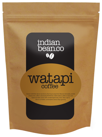 Watapi Coffee-Original (Cinnamon roast)