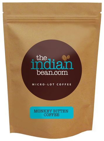 Monkey-bitten (Micro-Lot coffee)
