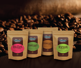 Roaster coffee bunch coffee beans