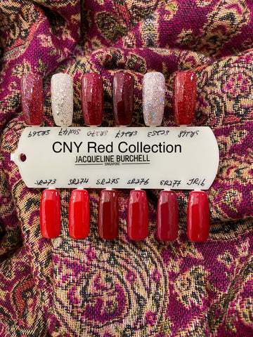 CNY RED 2021 COLLECTION CLL