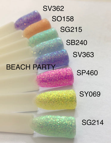 KRIS VIOLET - BEACH PARTY CLL