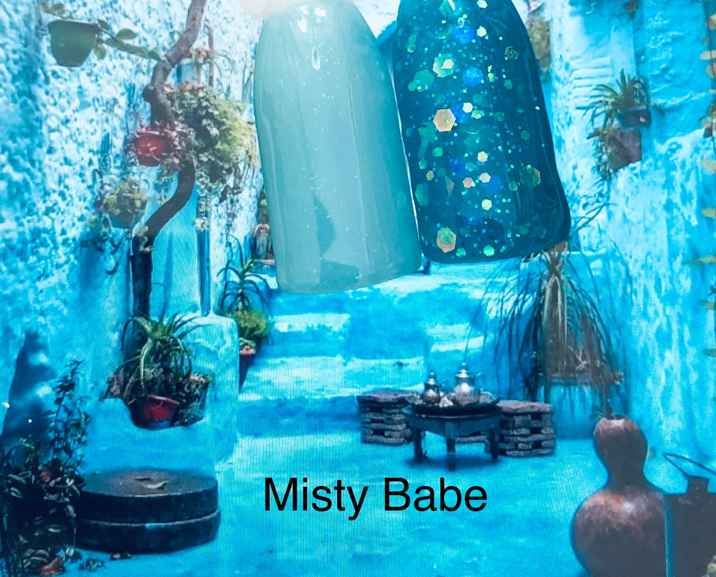 MISTY BABE SET