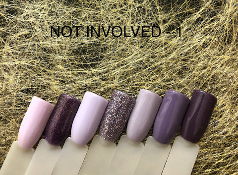 NOT INVOLVED 1 COLLECTION