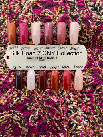SILK ROAD 7 COLLECTION