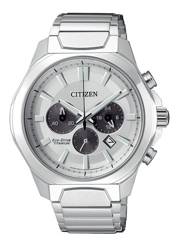 CITIZEN CA4320-51A Crono 4320 SuperTitanio