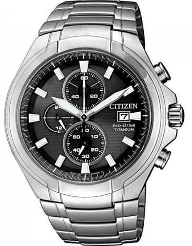 CITIZEN CA0700-86E  Crono SuperTitanio TIC