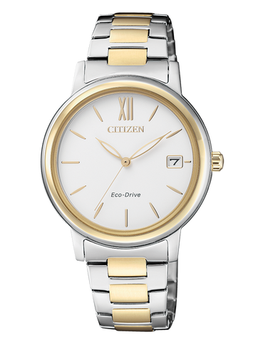 CITIZEN FE6094-84A Lady Eco-Drive OF Collection