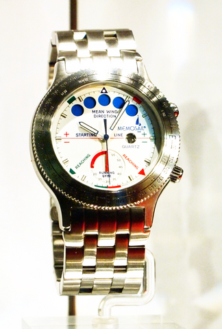 MEMOSAIL Sailing Regatta Watch Crono Racing Quartz