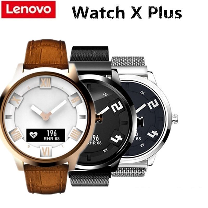 Lenovo Watch X Plus Bluetooth Waterproof Smartwatch Bengoplay