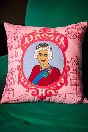 Queen Cushion