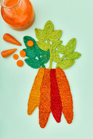 Carrot Placemat