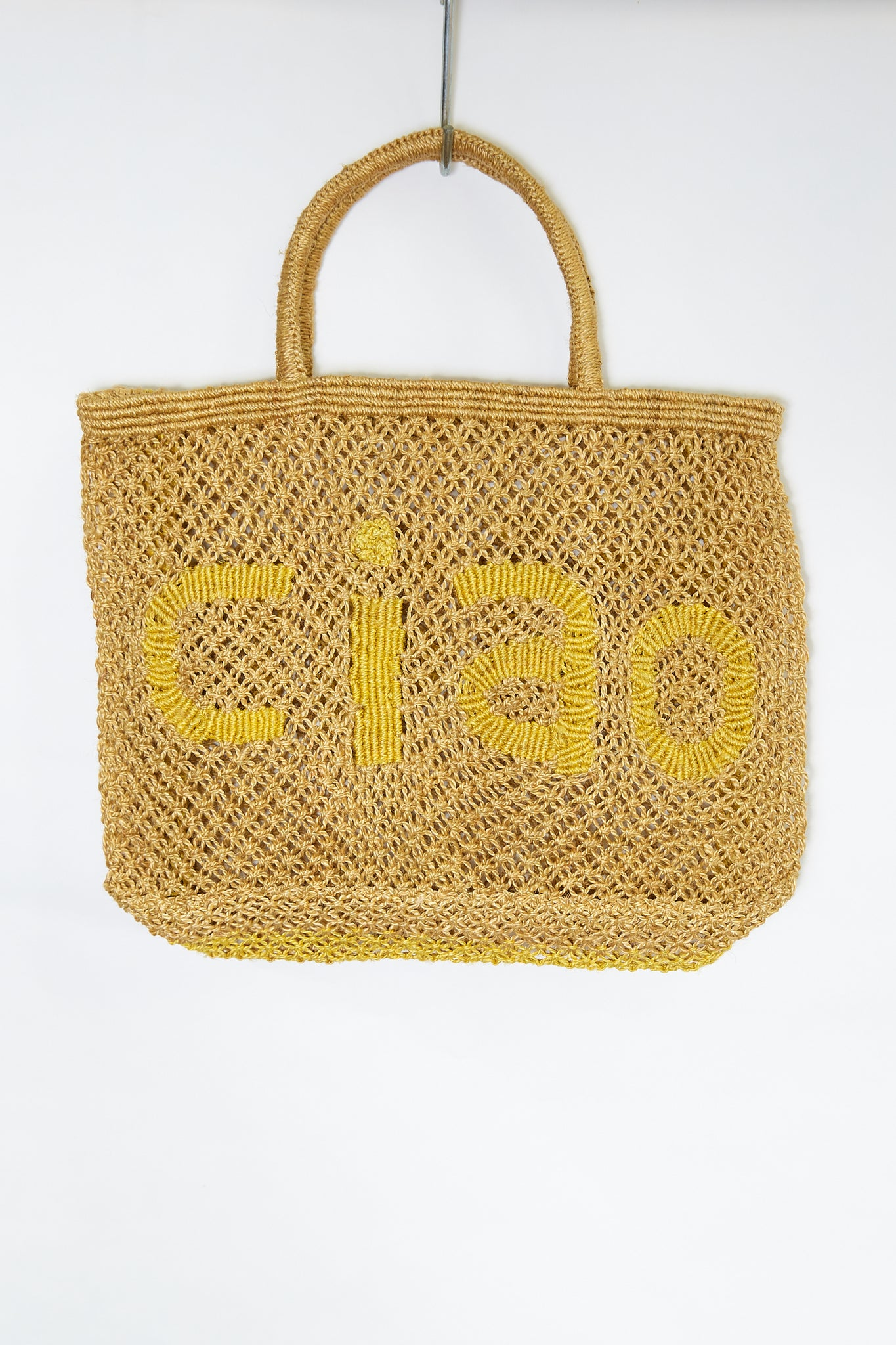 Ciao-Mustard with yellow