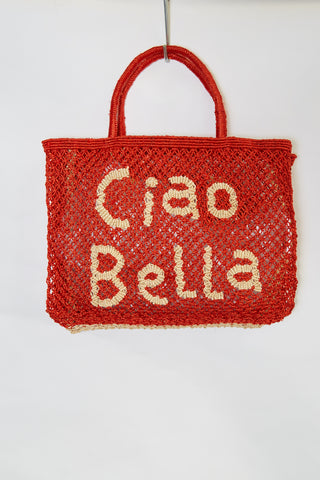 Ciao Bella- Red with Natural
