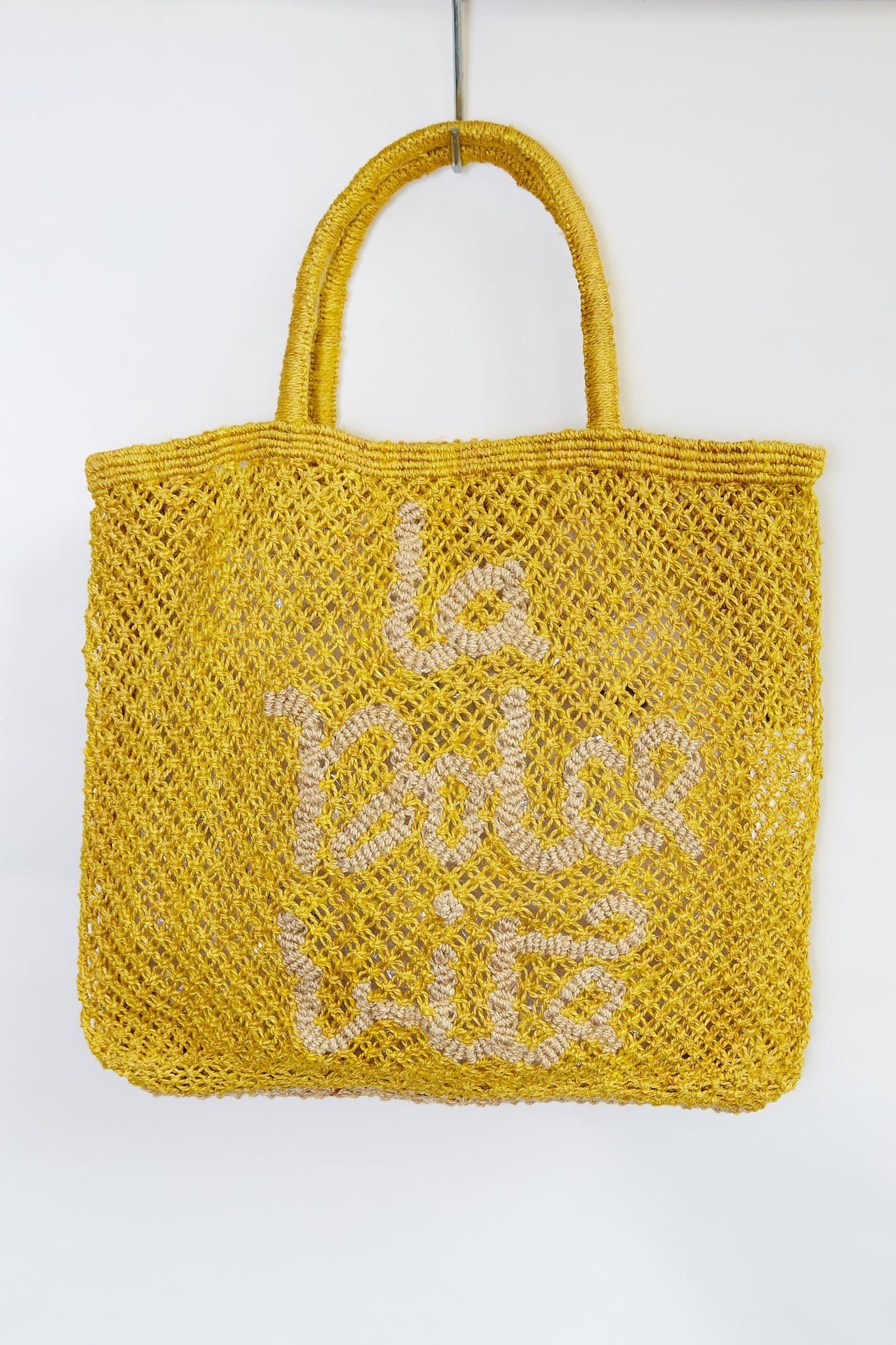 La Dolce Vita- Yellow with Natural