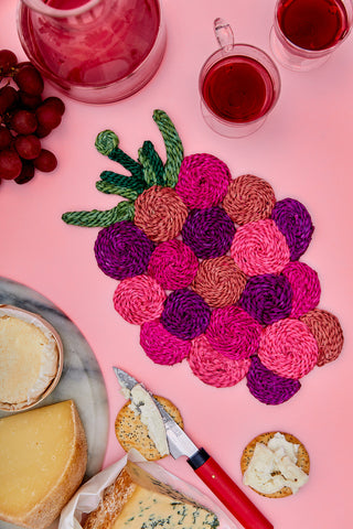 Grape Tablemat