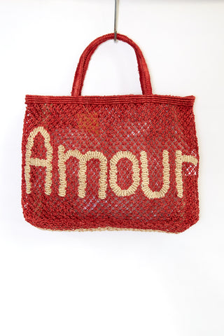Amour - Red and Natural