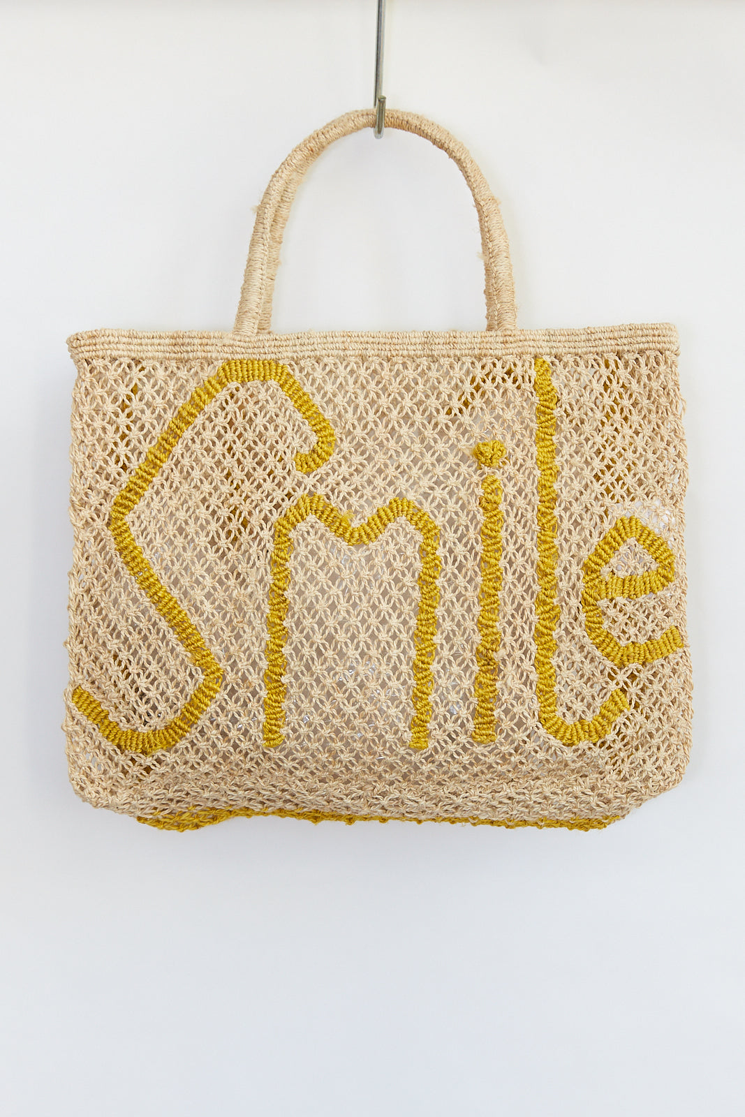 Smile -Natural with Yellow