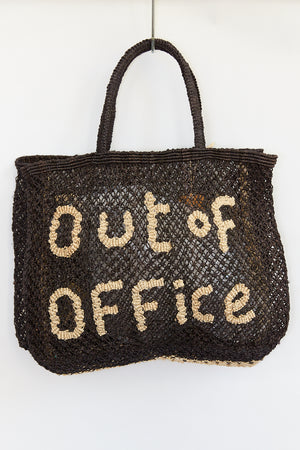Out Of Office -Black with Natural