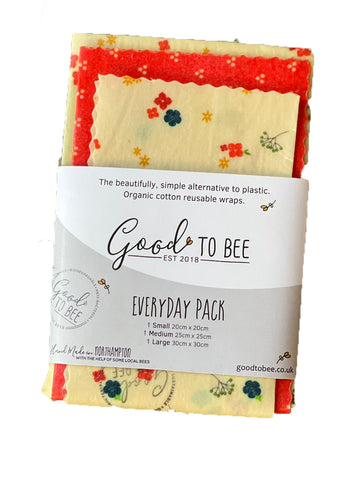 Everyday pack – pack of 3
