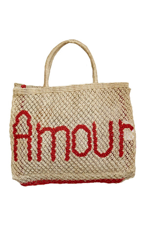 Amour - Natural and Red