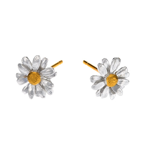 Classing Daisy Stud Earrings