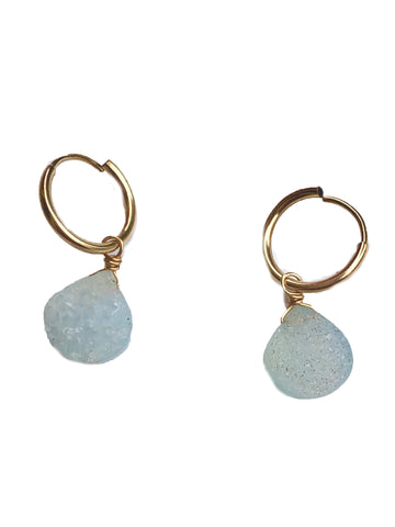 Rue Belle Druzy Earrings