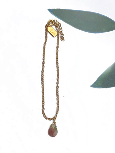 Rue Belle Gem Drop Bracelet