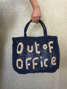 Out Of Office -Navy / Natural