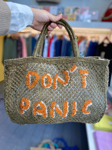 Amour - Khaki and Natural