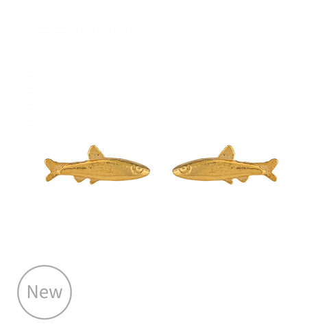 Little fish stud Earrings