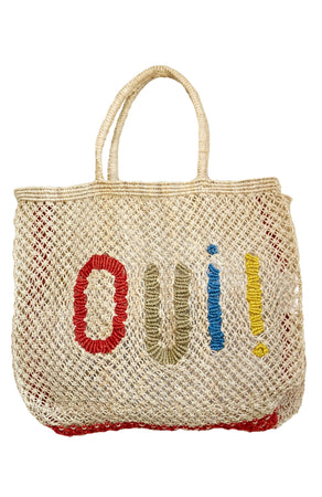 Oui! Natural with Multi Colour