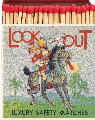 Look Out ! Matches