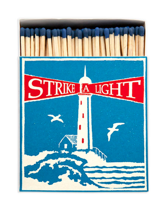 Strike A Light Matches