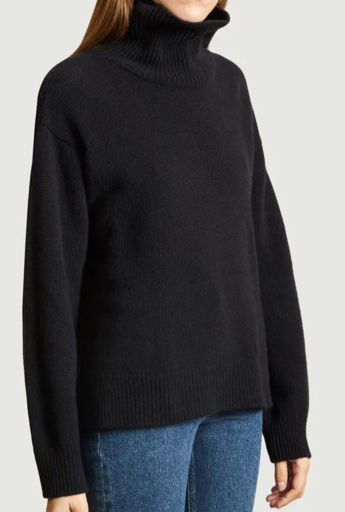 Navy Isla Jumper