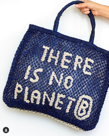 There Is No Planet B- Navy with Indigo