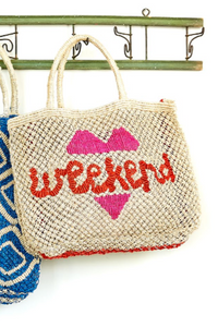 Weekend – Natural with Pink ( back in stock September)
