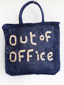Out Of Office -Navy / Natural Large
