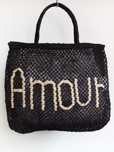 Amour - Black and Natural