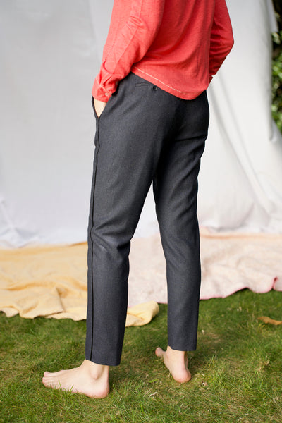 Paolo Ribbon Trouser