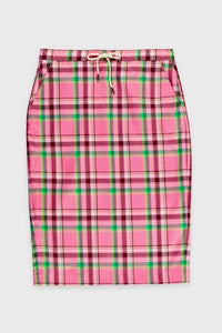 Sigma Check Skirt